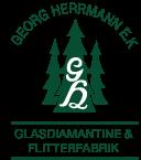 Glasdiamantine & Flitterfabrik Georg Herrmann E.K. aus Warmensteinach.